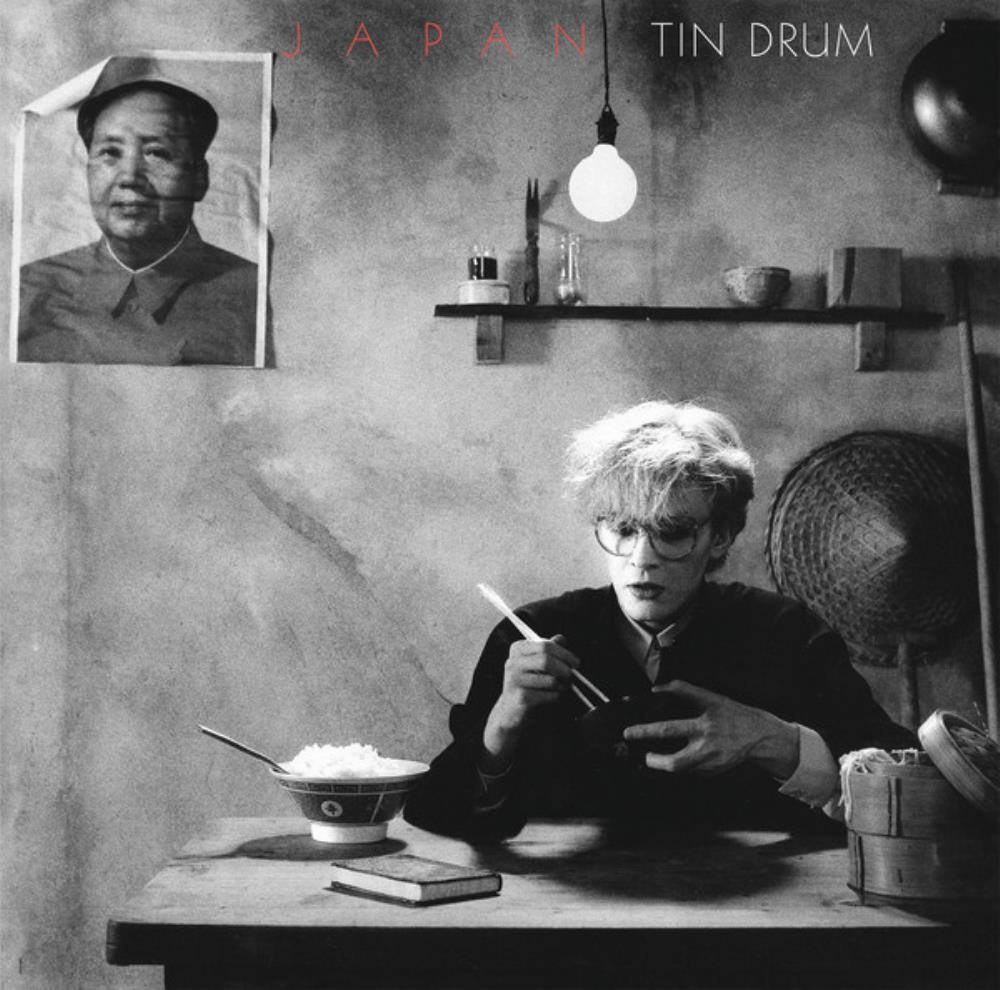 Tin Drum by JAPAN album cover