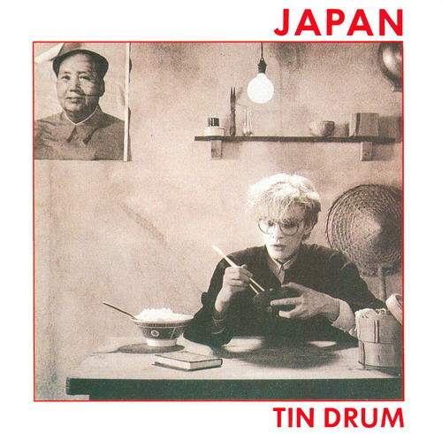 Japan Tin Drum  album cover