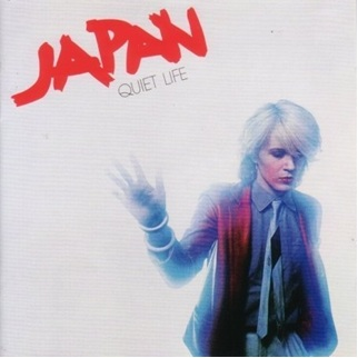 Japan - Quiet Life CD (album) cover