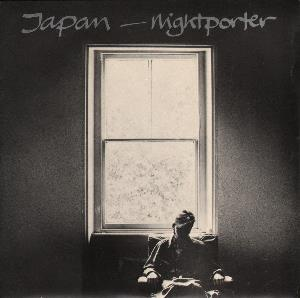 Nightporter by JAPAN album cover