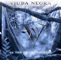 Viuda Negra - La Voz de los Bosques CD (album) cover