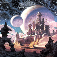 Starcastle - Citadel CD (album) cover