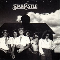 Starcastle - Real to Reel CD (album) cover