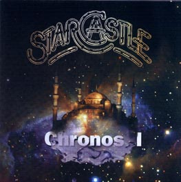 Starcastle - Chronos CD (album) cover
