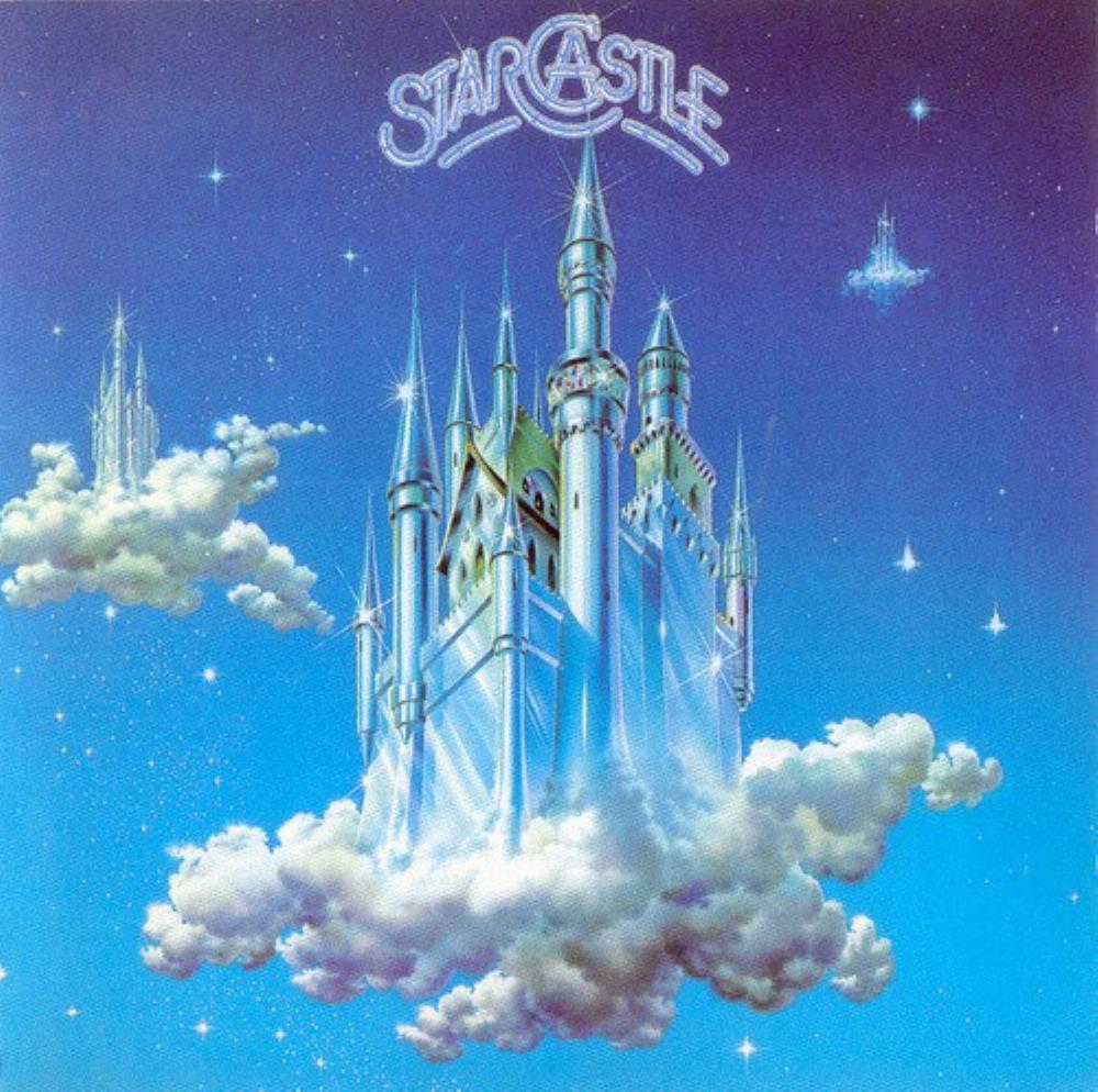 Starcastle by STARCASTLE album cover