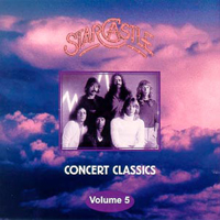 Concert Classics  by STARCASTLE album cover