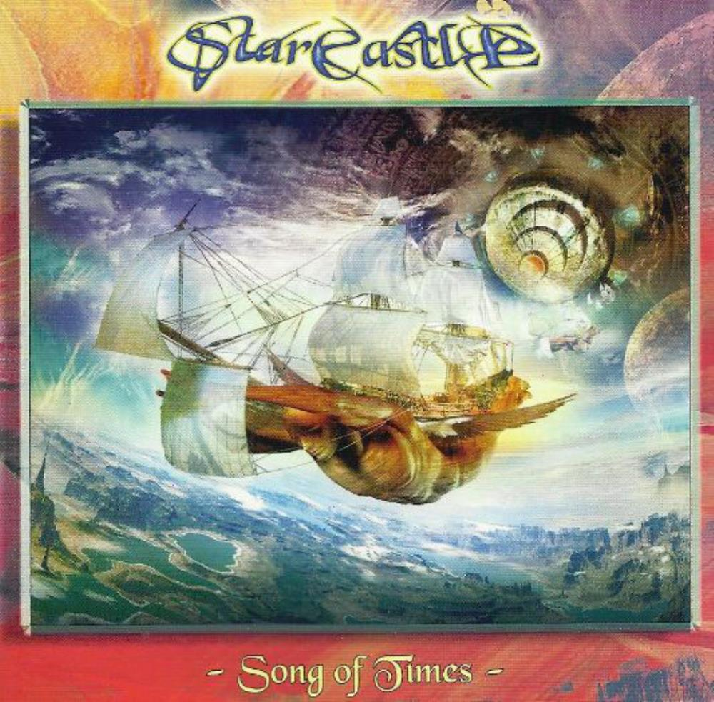 Starcastle - Song Of Times CD (album) cover
