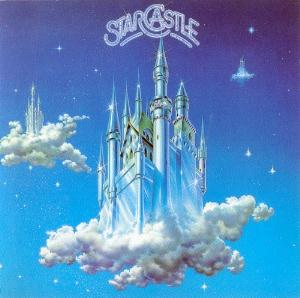 Starcastle - Starcastle CD (album) cover
