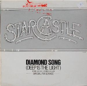 Diamond Song (Deep Is The Light) by STARCASTLE album cover