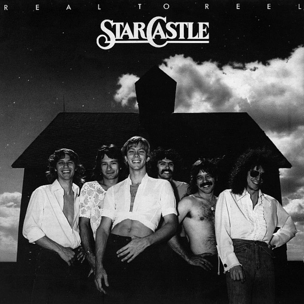 Real To Reel by STARCASTLE album cover