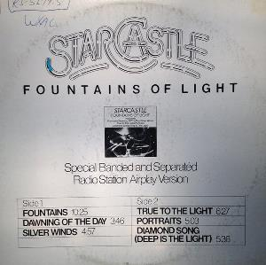 Starcastle Fountains Of Light album cover