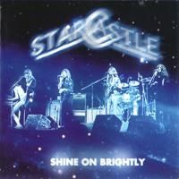 Starcastle Shine On Brightly album cover