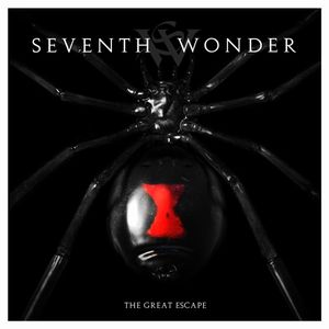 Seventh Wonder - The Great Escape CD (album) cover