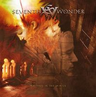 Seventh Wonder - Waiting in the Wings CD (album) cover