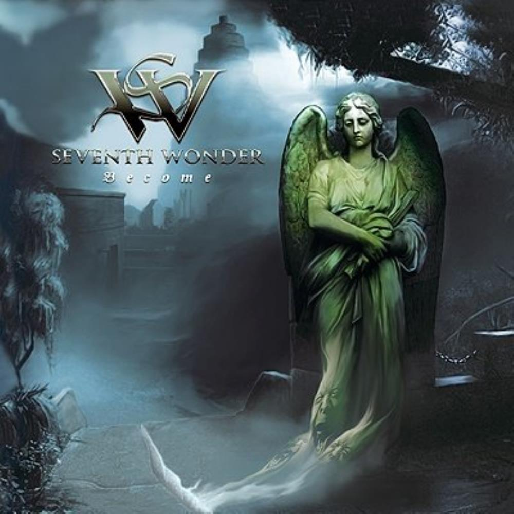 Become by SEVENTH WONDER album cover