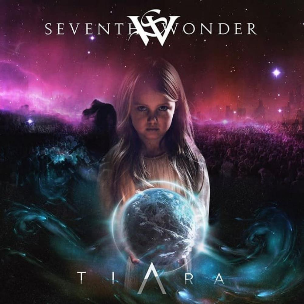 Tiara by SEVENTH WONDER album cover