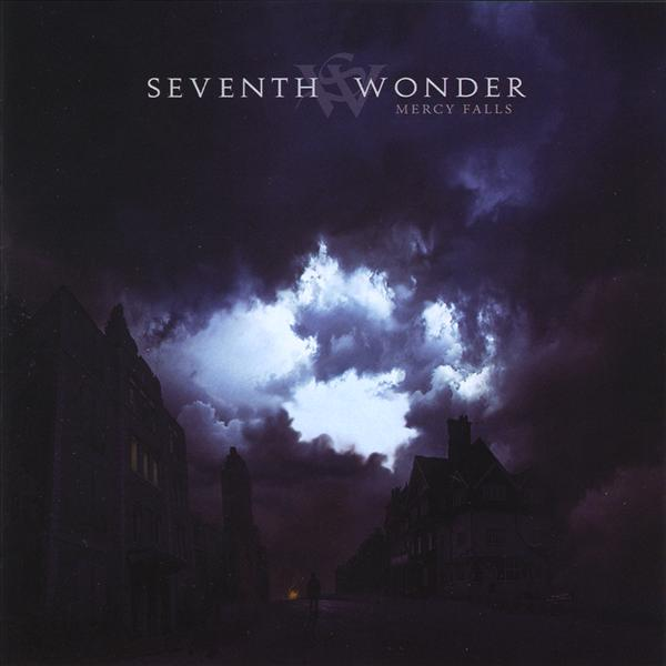 Seventh Wonder - Mercy Falls CD (album) cover