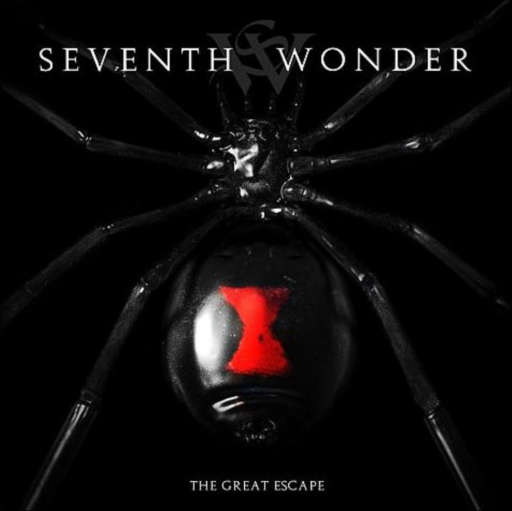 The Great Escape by SEVENTH WONDER album cover
