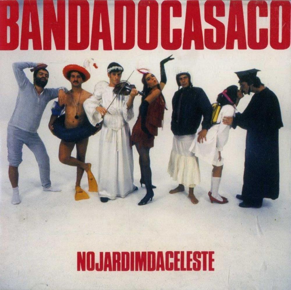 No Jardim Da Celeste by BANDA DO CASACO album cover