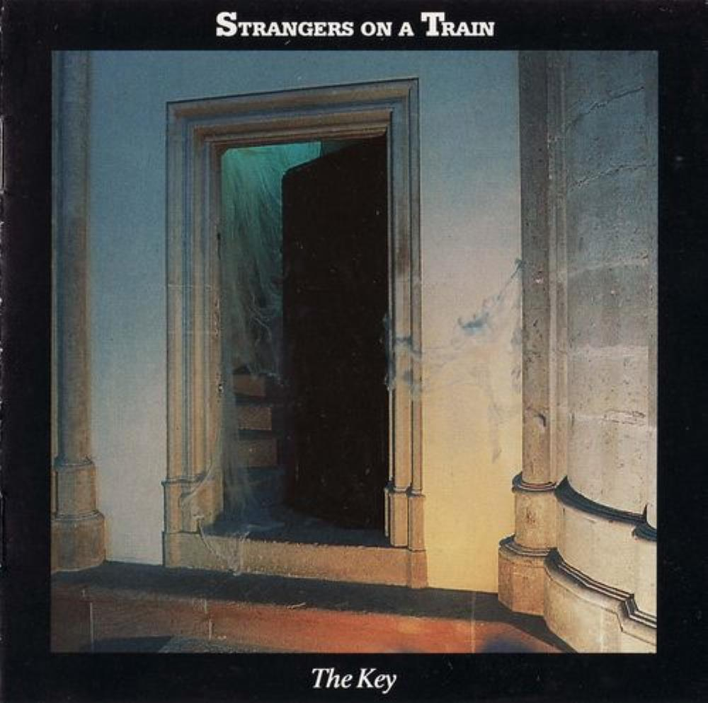 The Key (Part I  - The Prophecy) by STRANGERS ON A TRAIN album cover