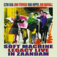Soft Machine Legacy Live in Zaandam album cover