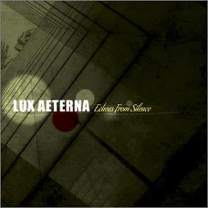 Lux Aeterna Echoes From Silence album cover