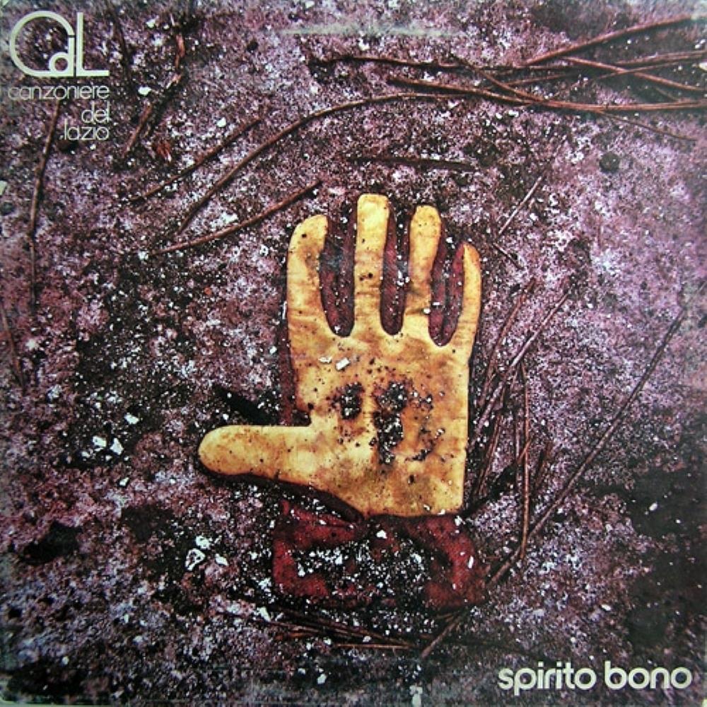 Spirito Bono by CANZONIERE DEL LAZIO album cover