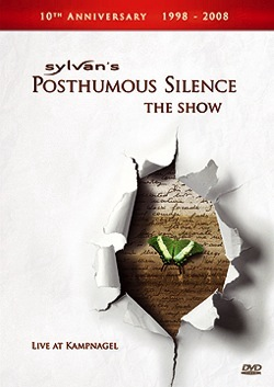Sylvan - Posthumous Silence-The Show CD (album) cover