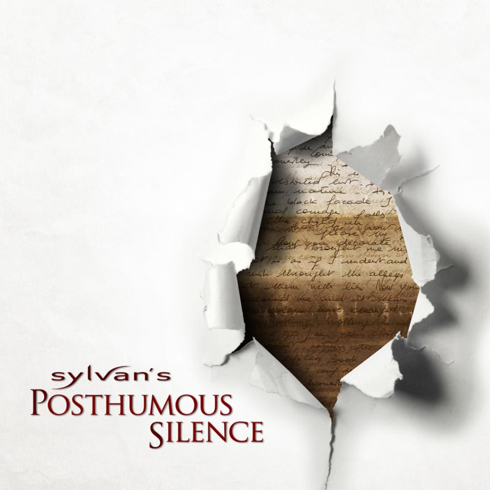 Sylvan - Posthumous Silence CD (album) cover