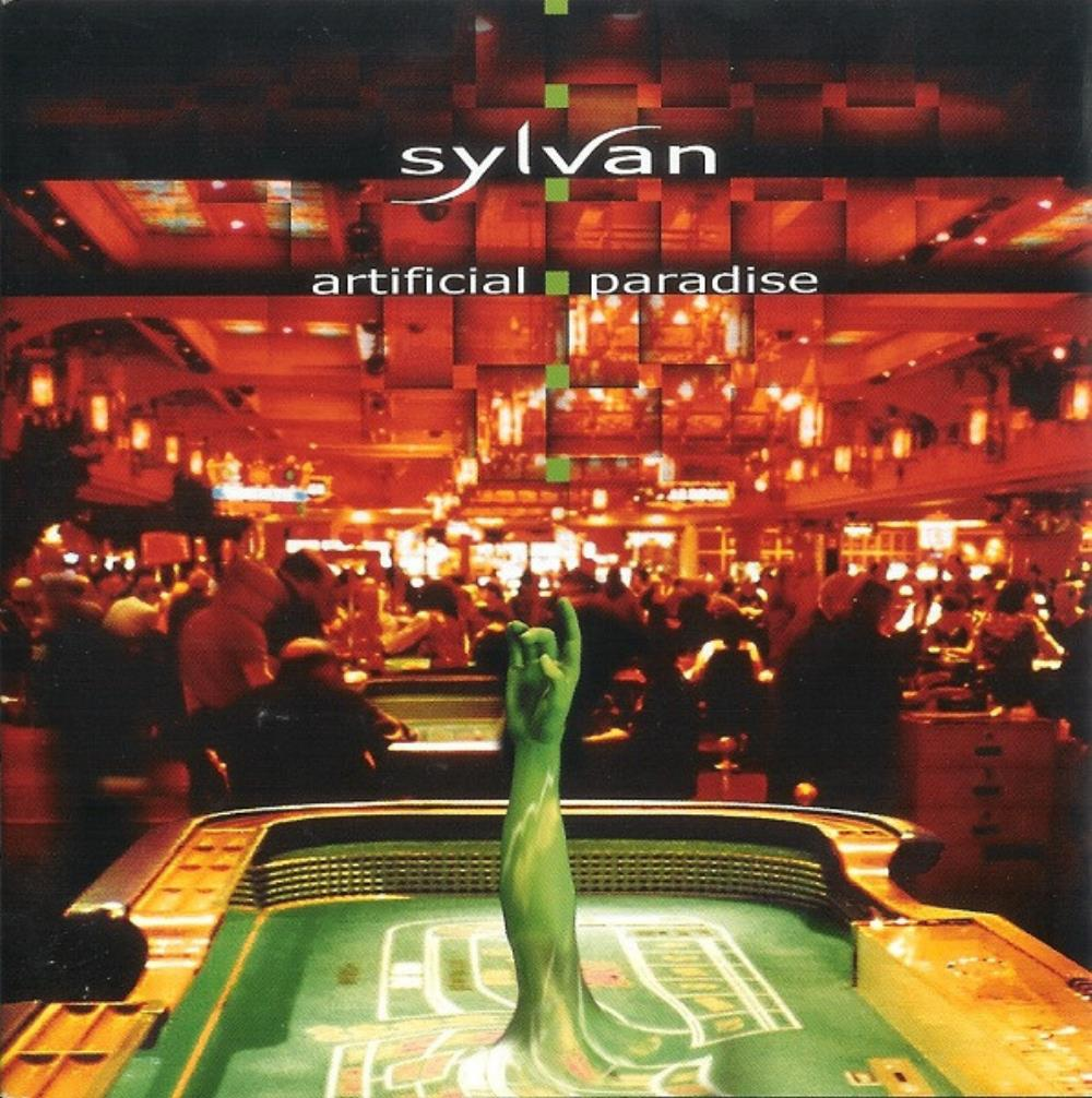 Sylvan - Artificial Paradise CD (album) cover