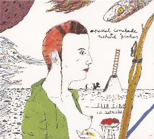 Flip Side (of Sophism) (With Richard Pinhas) by COMELADE, PASCAL album cover