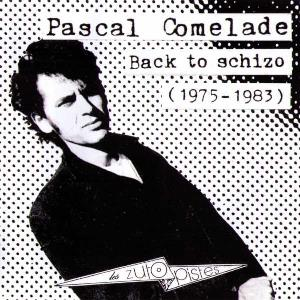 Pascal Comelade Back To Schizo (1975-1983) album cover