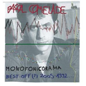 Pascal Comelade - Monofonicorama CD (album) cover