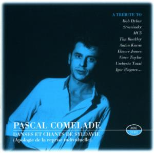 Pascal Comelade Danses Et Chants De Syldavie album cover
