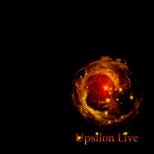 Upsilon Acrux Upsilon Live album cover