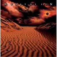 Heart of Sun - Heart of Sun CD (album) cover