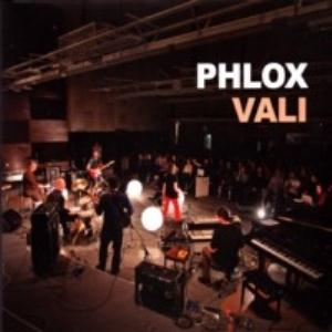 Phlox - Vali CD (album) cover
