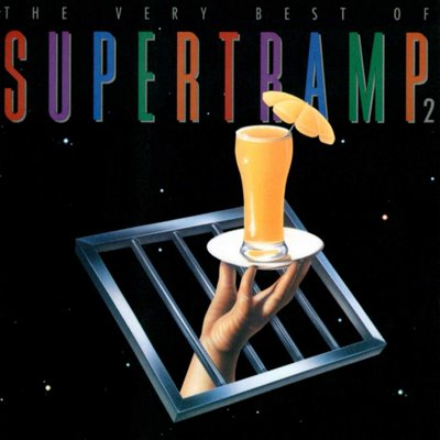 Supertramp - The Very Best Of Supertramp - Volume 2  CD (album) cover