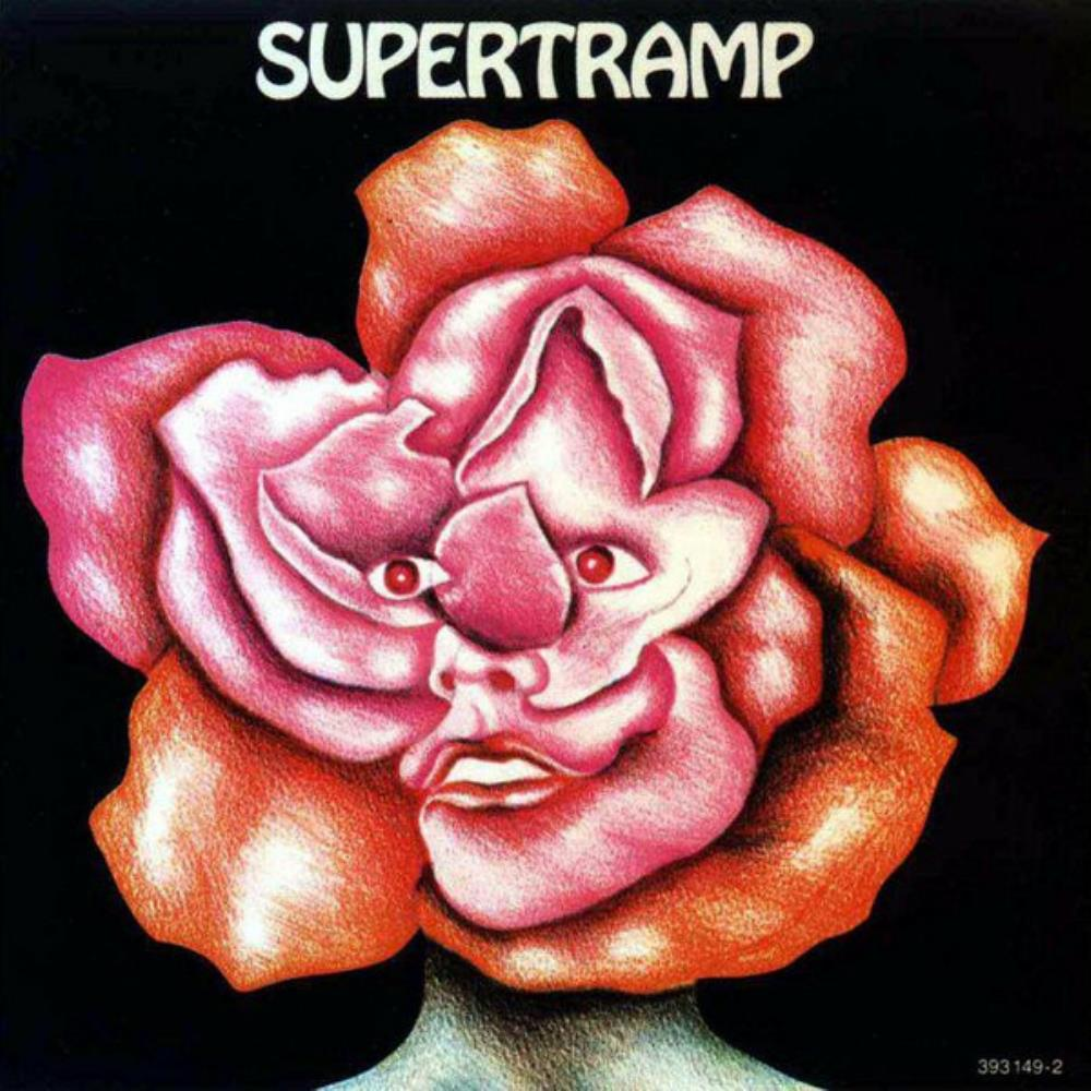 Supertramp Supertramp album cover