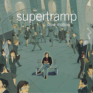 Supertramp - Slow Motion CD (album) cover