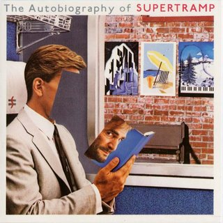Supertramp The Autobiography of Supertramp album cover