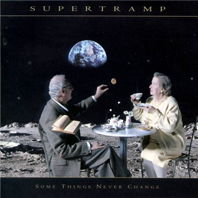 Supertramp - Some Things Never Change  CD (album) cover