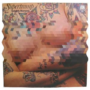 Supertramp - Indelibly Stamped CD (album) cover