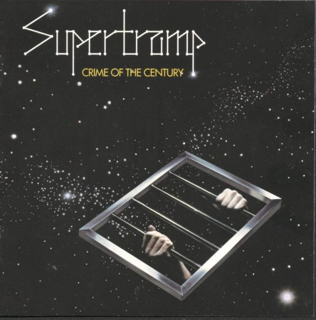 Supertramp Crime Of The Century album cover