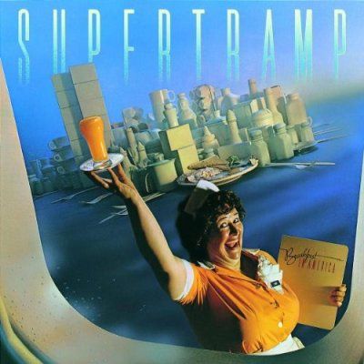 Supertramp - Breakfast in America CD (album) cover