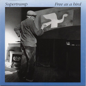 Supertramp - Free As A Bird  CD (album) cover