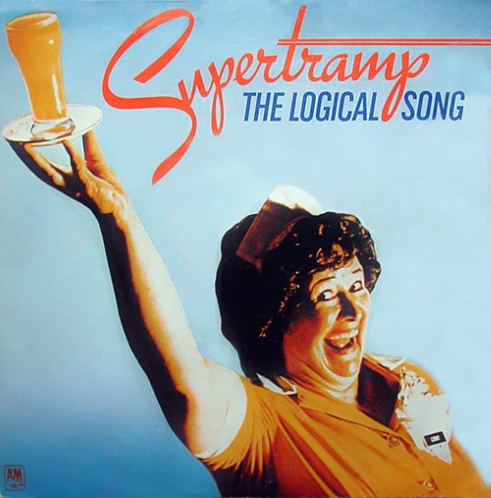 The Logical Song by SUPERTRAMP album cover