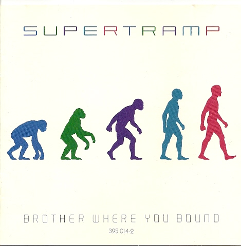 Supertramp Brother Where You Bound  album cover