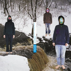 Astro by I AM ABOVE ON THE LEFT album cover