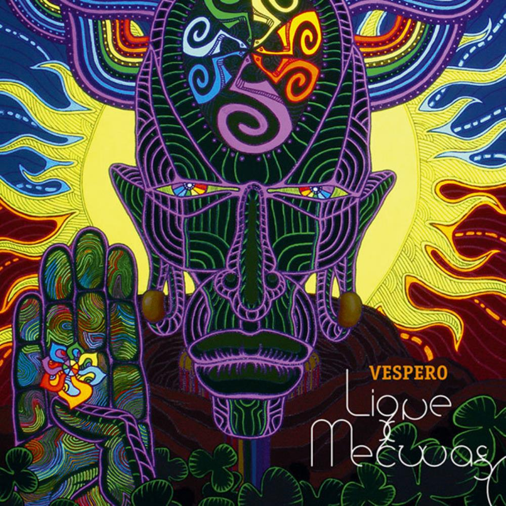 Vespero - Lique Mekwas CD (album) cover
